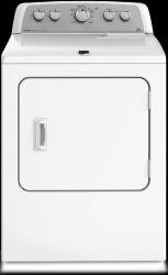 Brand: MAYTAG, Model: MGDX500BW, Color: White