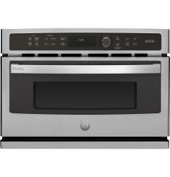 Brand: GE, Model: PSB9100DFWW, Color: Stainless Steel
