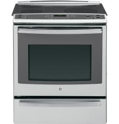 Brand: General Electric, Model: JS750SFSS, Color: Stainless Steel