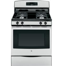 Brand: GE, Model: JGB630DEFCC, Color: Stainless Steel