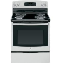 Brand: GE, Model: JB350RFSS, Color: Stainless Steel