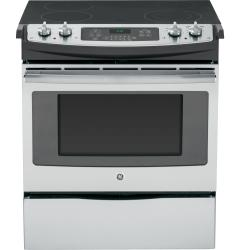 Brand: GE, Model: JS630DF, Color: Stainless Steel