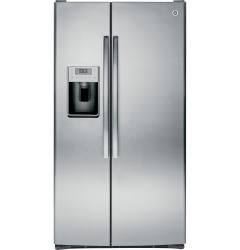 Brand: GE, Model: PSE26KGEWW, Color: Stainless Steel