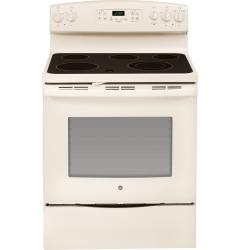 Brand: GE, Model: JB640SFSS, Color: Bisque