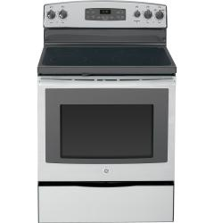 Brand: General Electric, Model: JB640DFWW, Color: Stainless Steel