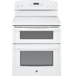 Brand: GE, Model: JB870DFBB, Color: White