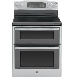 Brand: GE, Model: JB870DFBB, Color: Stainless Steel