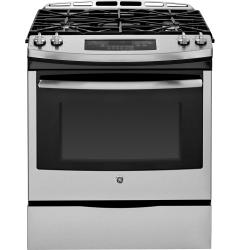 Brand: GE, Model: JGS650DEFWW, Color: Stainless Steel