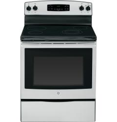 Brand: GE, Model: JB630DFBB, Color: Stainless Steel