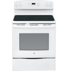 Brand: GE, Model: JB630DFBB, Color: White