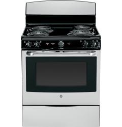 Brand: General Electric, Model: JB450XF, Color: Stainless Steel