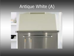 Brand: Ilve, Model: UAM76A, Color: Antique White