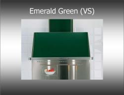 Brand: Ilve, Model: UAM76A, Color: Emerald Green