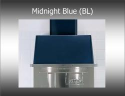 Brand: Ilve, Model: UAM76A, Color: Midnight Blue