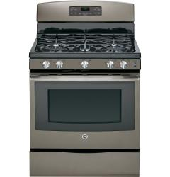 Brand: GE, Model: JGB690DEFWW, Color: Slate