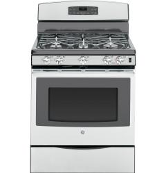 Brand: GE, Model: JGB690DEFWW, Color: Stainless Steel