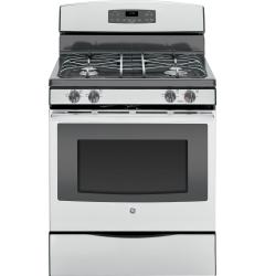 Brand: GE, Model: JGB640DEFWW, Color: Stainless Steel