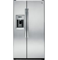 Brand: GE, Model: GZS23HGEWW, Color: Stainless Steel