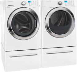 Brand: FRIGIDAIRE, Model: FFSE5115PW, Color: Classic White