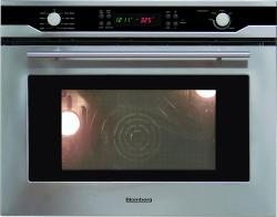 Brand: Blomberg, Model: BWOS30100, Color: Stainless Steel