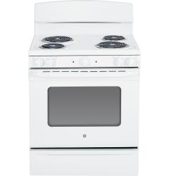 Brand: GE, Model: JBS45DFBB, Color: White