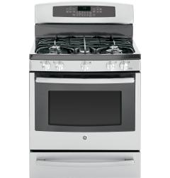 Brand: GE, Model: PGB940DEFWW, Color: Stainless Steel