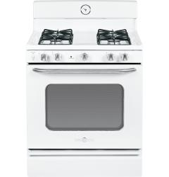 Brand: GE, Model: AGBS45DEFBS, Color: White