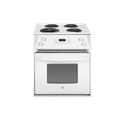 Brand: GE, Model: JM250DFCC, Color: White
