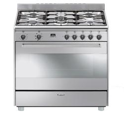 Brand: SMEG, Model: S9GMXU, Color: Stainless Steel