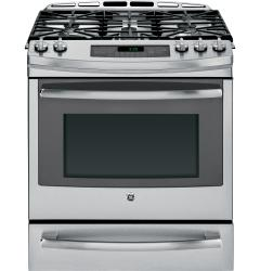 Brand: GE, Model: PGS920SEFSS, Color: Stainless Steel