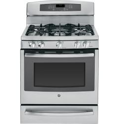 Brand: GE, Model: PGB945SEFSS, Color: Stainless Steel
