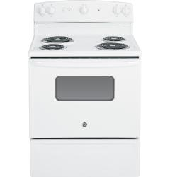 Brand: General Electric, Model: JBS10DFWW, Color: White