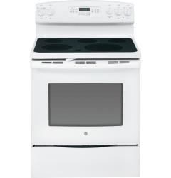 Brand: GE, Model: JB740X, Color: White
