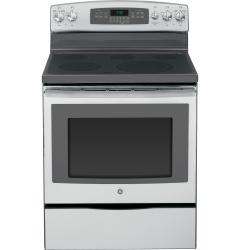 Brand: GE, Model: JB740X, Color: Stainless Steel