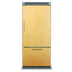 Brand: Viking, Model: VCBB5362RSS, Color: Panel Ready, Right Hinge Door Swing