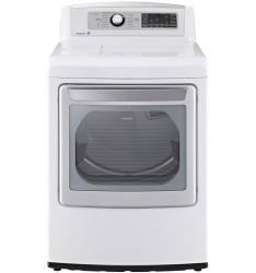 Brand: LG, Model: DLEX5680W, Color: White