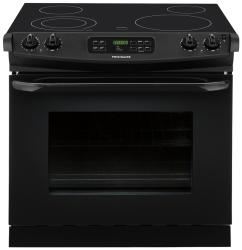 Brand: FRIGIDAIRE, Model: FFED3025PB, Color: Black