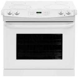 Brand: Frigidaire, Model: FFED3025PW, Color: White
