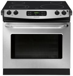 Brand: Frigidaire, Model: FFED3025PW, Color: Stainless Steel