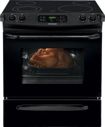 Brand: FRIGIDAIRE, Model: FFES3025P, Color: Black