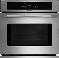 Brand: Frigidaire, Model: FFEW3025PW, Color: Stainless Steel