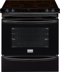 Brand: Frigidaire, Model: FGES3065PF, Color: Black