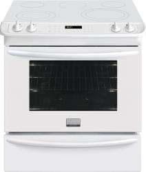 Brand: FRIGIDAIRE, Model: FGES3065PB, Color: White