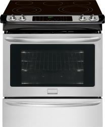 Brand: Frigidaire, Model: FGES3065PF, Color: Stainless Steel