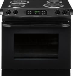 Brand: FRIGIDAIRE, Model: FFED3015PW, Color: Black