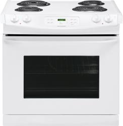 Brand: FRIGIDAIRE, Model: FFED3015PW, Color: White