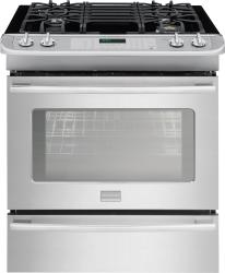 Brand: Frigidaire, Model: FPGS3085PF, Color: Stainless Steel
