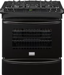 Brand: FRIGIDAIRE, Model: FGGS3065PW, Color: Black