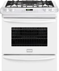 Brand: FRIGIDAIRE, Model: FGGS3065PW, Color: White