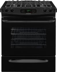 Brand: FRIGIDAIRE, Model: FFGS3025PB, Color: Black